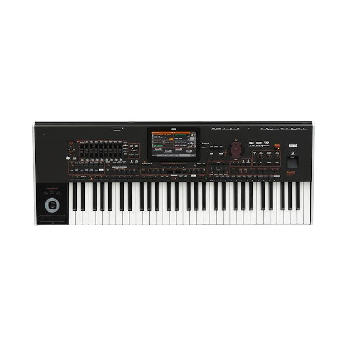 Korg Pa4X 61 Oriental keyboard
