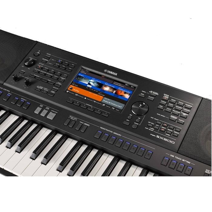 Yamaha PSR-SX900 B keyboard