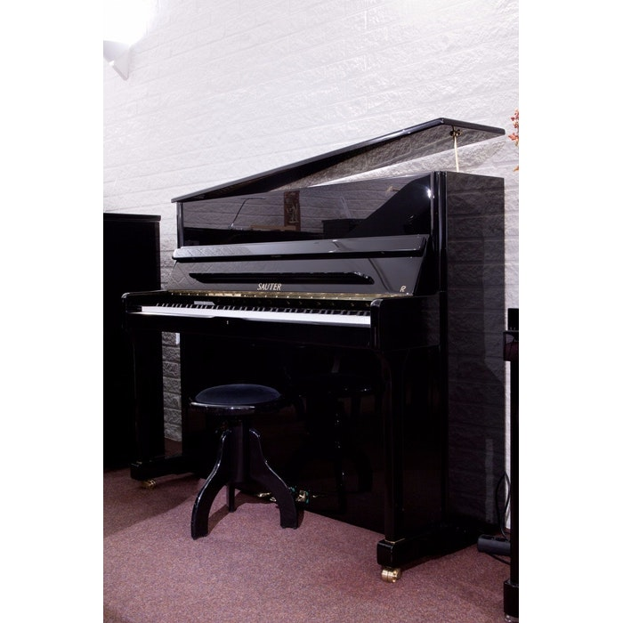 Sauter Ragazza 122  PE messing piano