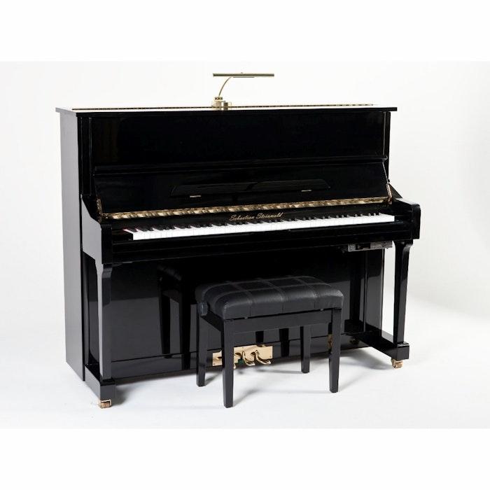 Sebastian Steinwald 121 (Korg KS-320) PE messing silent pian