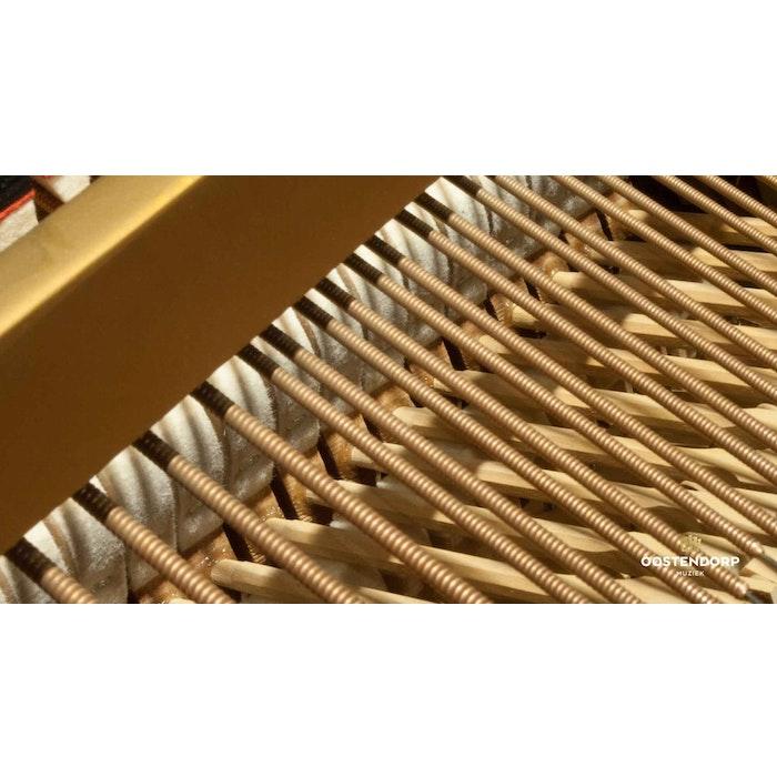 Steinway & Sons C-227 PE messing vleugel  482525-3485