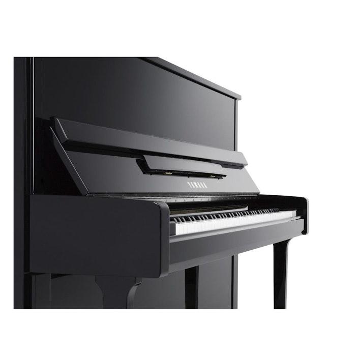 Yamaha B3E PEC chroom piano (zwart hoogglans)